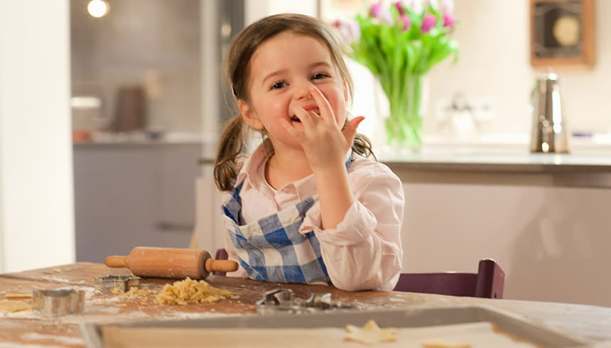 Baking er lettere med Toppits