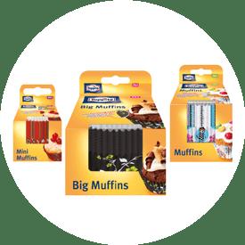 Muffinsformer fra Toppits®